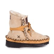 Tribal-Boots-Beige-Side