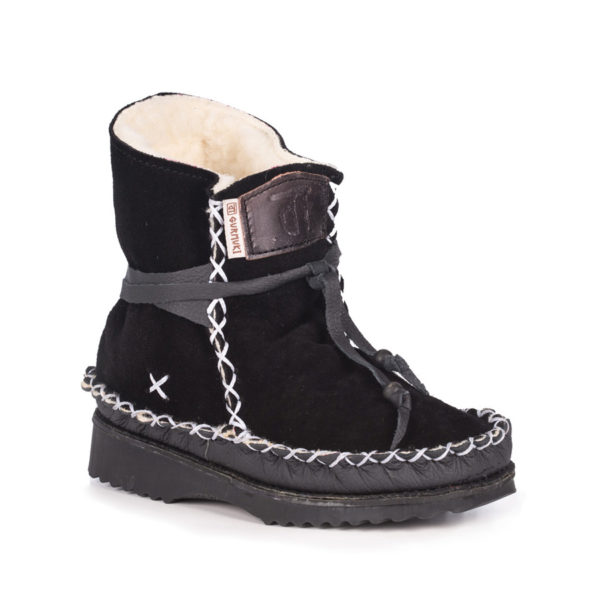 Tribal Boots Black