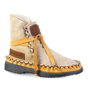 Sheep's-Wool-Boots-Beige