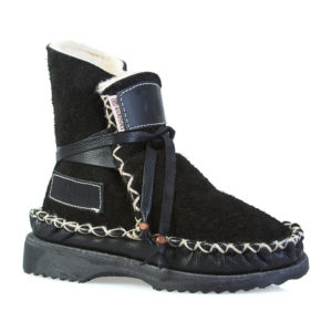 Sheep's-Wool-Boots-Black