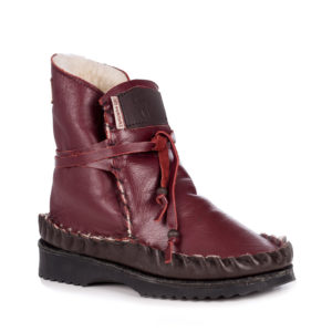 Tribal Boot Ruby