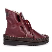 Tribal Boot Ruby Side