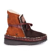 Tribal Boots 2Tone Side