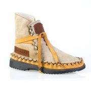Sheep's Wool Boots Beige